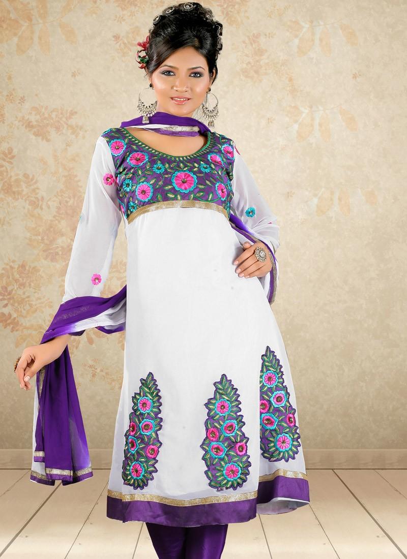 Punjab Trip: Punjabi Salwar Suits Design 2013