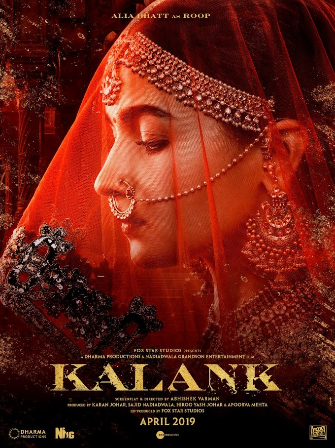 Kalank (Hindi) Ringtones & Bgm for cellphone