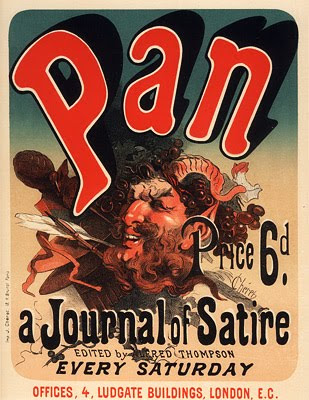 Pan, a Journal of Satire