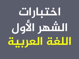 اختبار-اللغة-العربية
