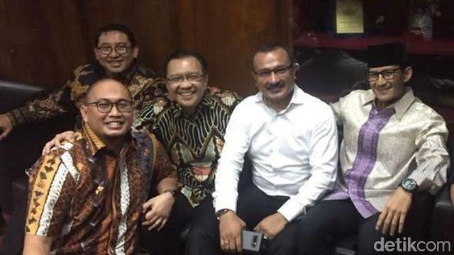 Sinyal Demokrat Merapat Ke Gerindra, PKS, dan PAN Makin Kuat, Tekanan Ke Jokowi Makin Keras?