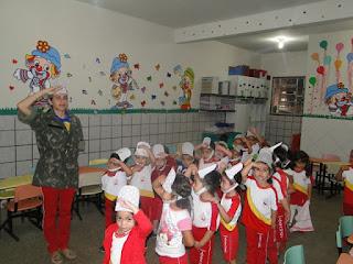 Dia do Soldado - Educação Infantil
