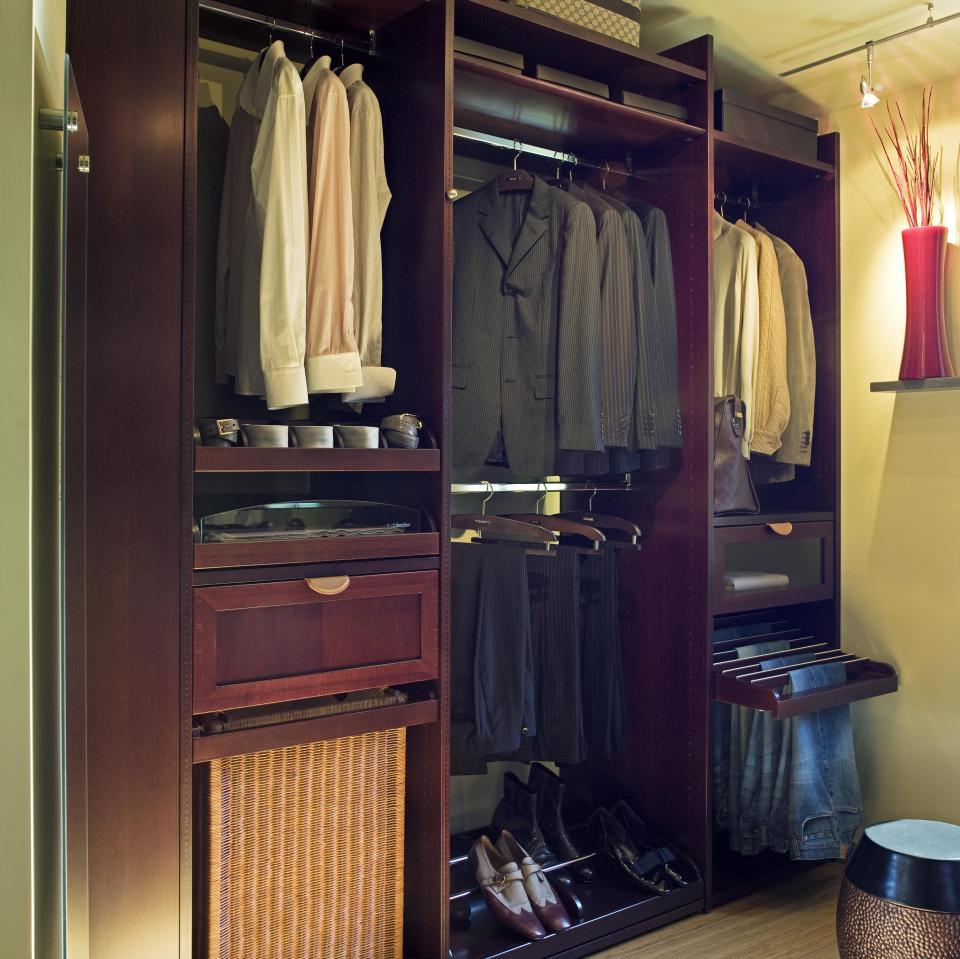 17 Elegant And Trendy Bedroom Closet Desingns  Home Decorating Ideas