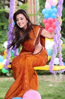 Nisha Agarwal navel show
