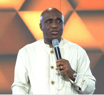 TEXT + VIDEO: Pastor David Ibiyeomie react to herdsmen attacks and 'leadership and evil silence in the palace'