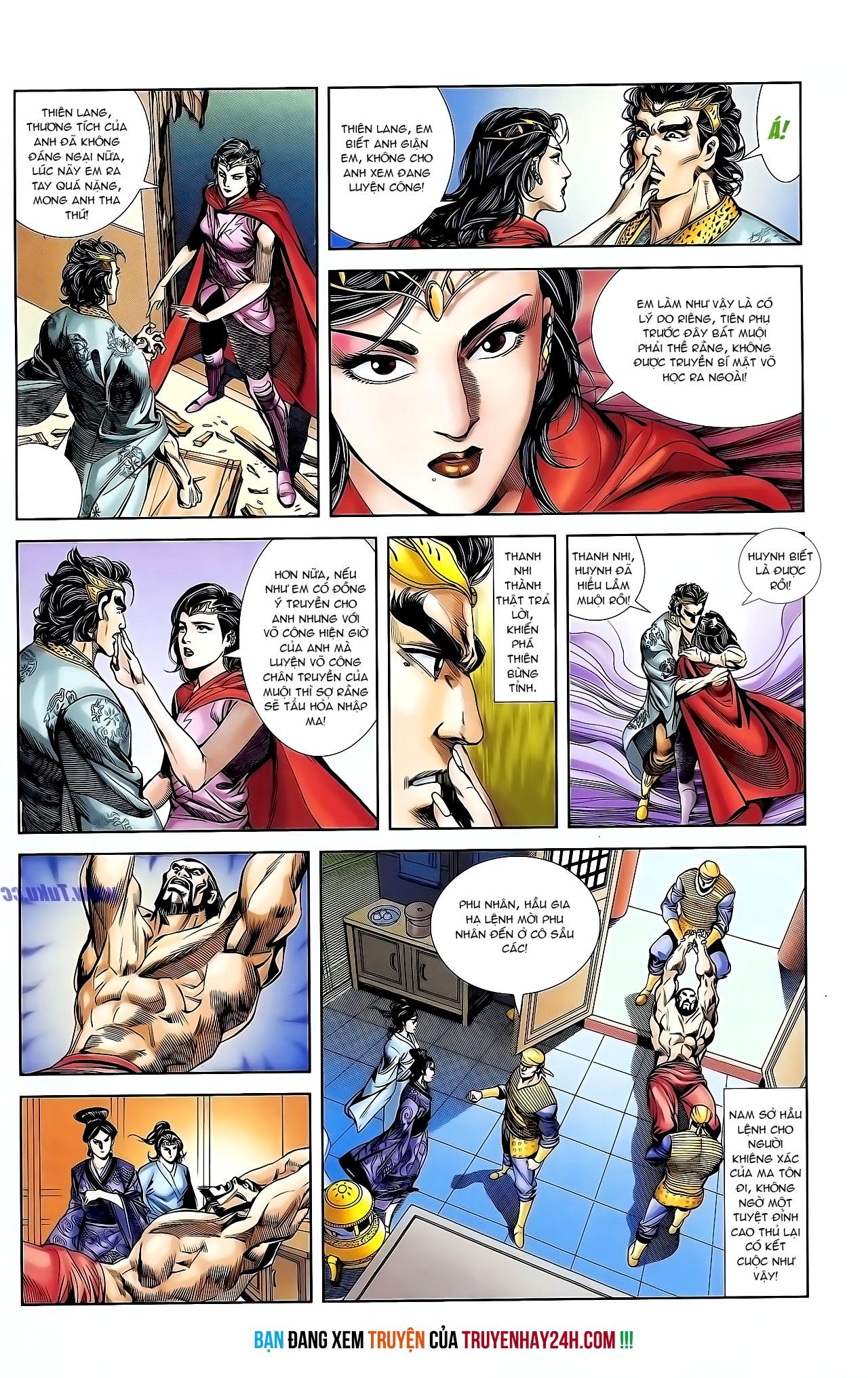 Cơ Phát Khai Chu Bản chapter 127 trang 29