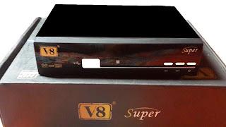 Cara input CCCAM di receiver freesat V8 super