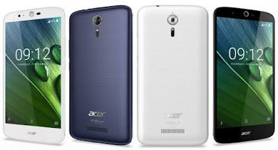 Анонси: Acer Liquid Zest Plus оснащений акумулятором ємністю 5000 мАг