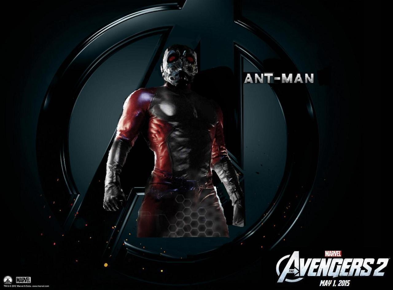ant man avengers - photo #12
