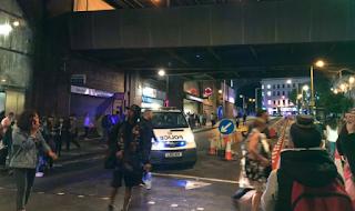 أول لقطات من حادث الدهس في جسر لندن London-Bridge-attack