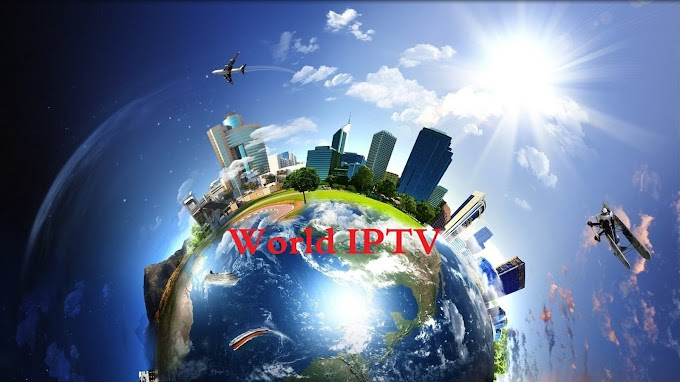 World IPTV  Free More than 1000 channel in 50 country, In one file M3u with Vlc