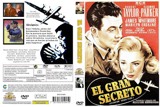 El gran secreto | 1952 | Above and Beyond | Caratula