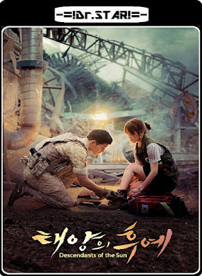 Descendants Of The Sun 2016 S01E15 Dual Audio 720p HDTV 300Mb HEVC x265