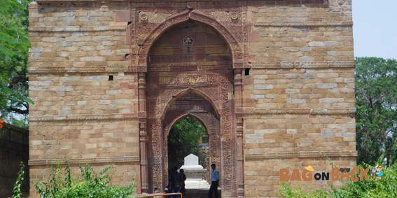 Iltutmish's-Tomb-Delhi