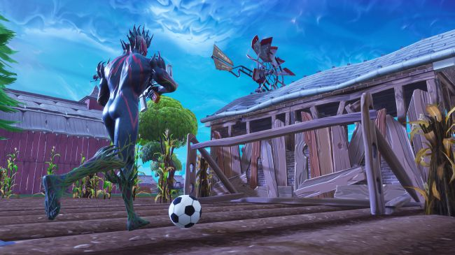 Fortnite's Playgrounds LTM is returning later today. It's already live in Asia.