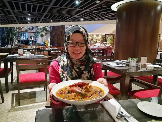 Hidangan Istimewa Sri Lanka Di Hotel Sheraton Imperial Kuala Lumpur