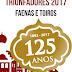 Faenas e Toiros – Triunfadores de Lisboa 2017.