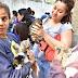 Tareas veterinarias en el barrio Simón Bolívar