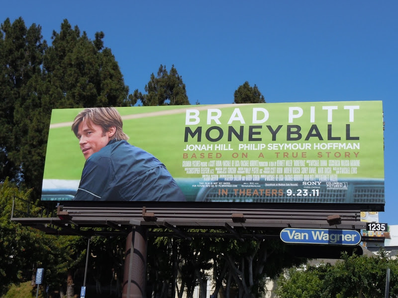 Moneyball billboard