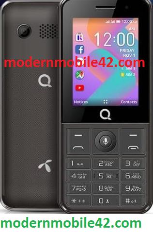 qmobile 4g plus flash file cm2