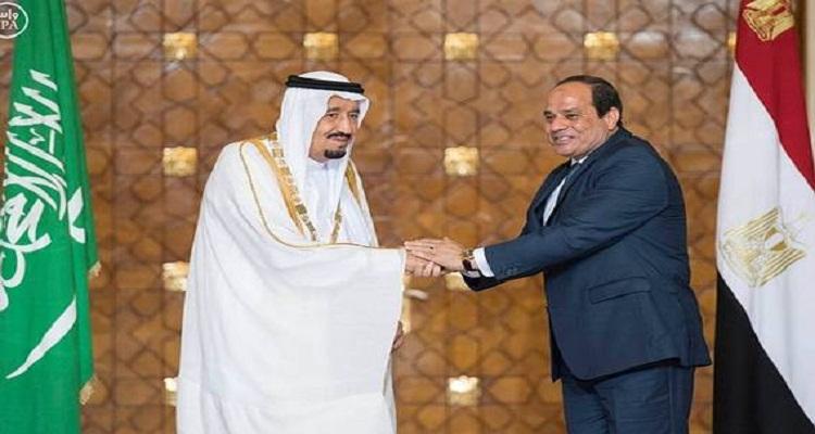 السعودية تفاجأ الجميع و توجه كلاما لا يصدق لمصر في صورة إسترجاعها تيران وصنافير