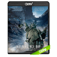 Día de la Independencia: Contraataque (2016) HC HDRip 720p Audio Ingles 2.0 Subtitulada