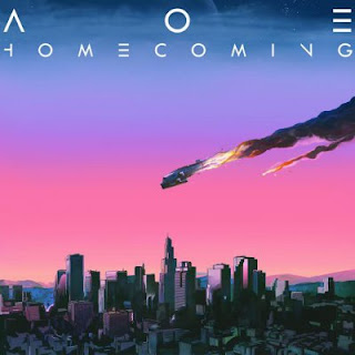 AOE - Homecoming (EP) - Album Download, Itunes Cover, Official Cover, Album CD Cover Art, Tracklist