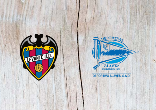 Levante vs Deportivo Alaves - Highlights 30 September 2018
