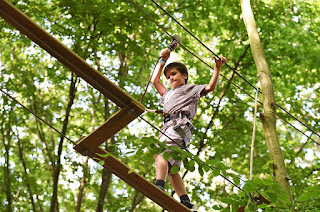 Go Ape Tree top junior review, A Mum in London