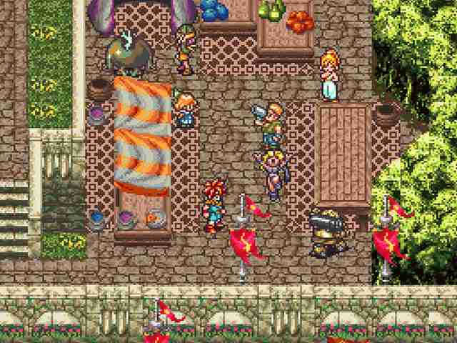 Chrono Trigger Walkthrough Snes