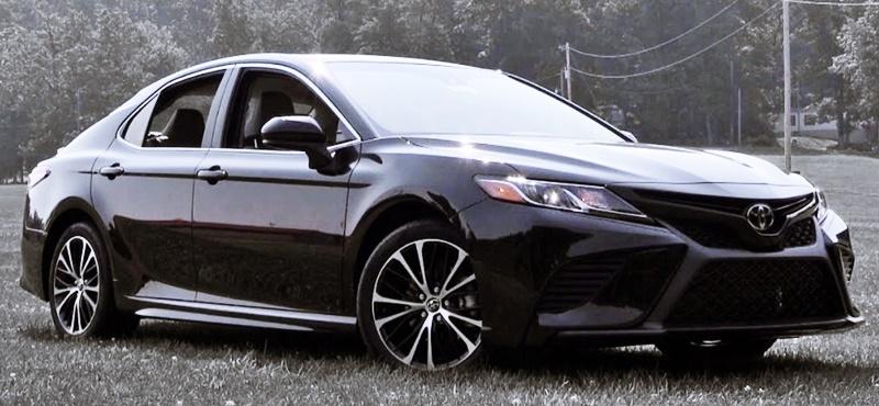 2018 Toyota Camry Price Model Specs