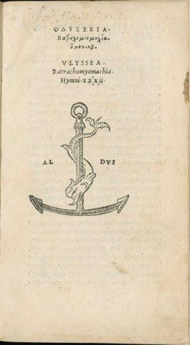 Οι ελληνικές εκδόσεις του Άλδου Μανούτιου και οι έλληνες συνεργάτες του