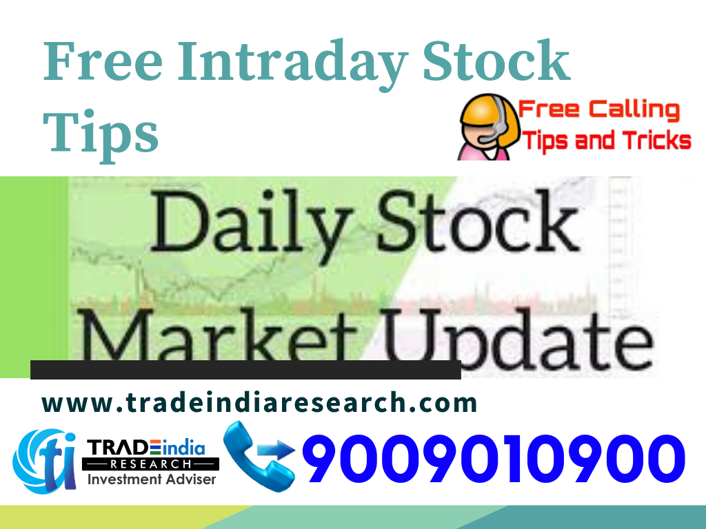 Online Trading Tips Blogspot - Intraday Stock Tips|NSE|Share Tips