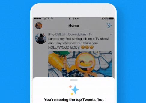 تطبيق تويتر على  iOS يحصل على رمز إنشاء عائم جديد والمزيد