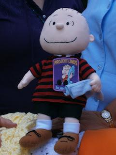 Project Linus mascot