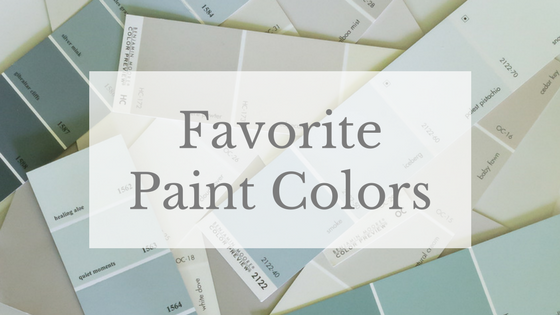 16 Popular Paint Colors From Your Favorite Home Bloggers   Postcards From  The Ridge