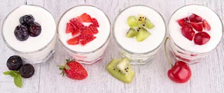 Fruit Yogurt (Meyveli Yogurt)