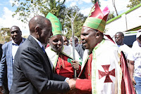 ruto tetu - Interior PS, KIBICHO, now reveals what exactly happened to RUTO in Nyeri that saw his security withdrawn and his life put to risk-This is serious