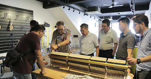 piano technology workshop (malaysia)
