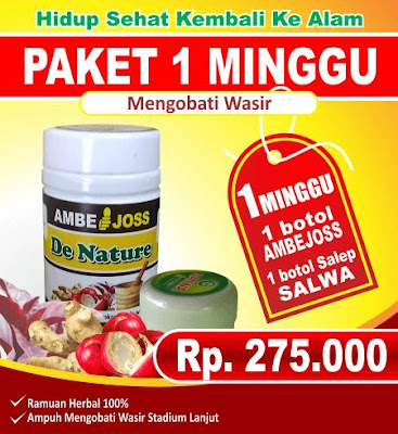 Beberapa Pilihan Paket Untuk Obat Abeyen Wasir de Nature Indonesia