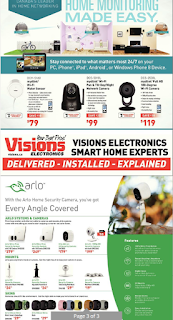 Visions electronics flyer valid August September 15 - 21, 2017