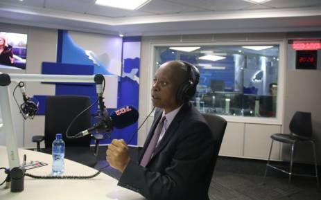 Johannesburg Mayor Herman Mashaba