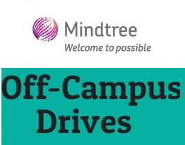 Mindtree Off Campus Drive Registration for 2017/ 2018 Batches