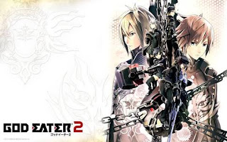 Download God Eater 2 ISO PSP PPSSPP