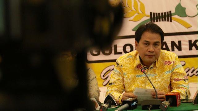 JK Kritik Manuver Setnov Tunjuk Aziz Syamsuddin dari Penjara