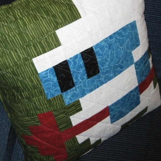 You had me at 'geeky retro video game pillows' - The Gay Gamer