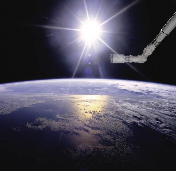 espaço - alguma forma de vida consegue sobreviver no vácuo do espaço