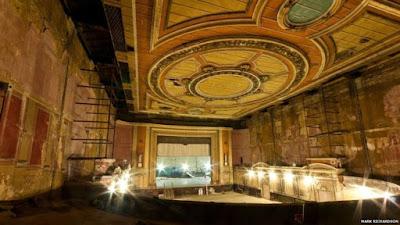 Alexandra Palace Theatre (Photo BBC)