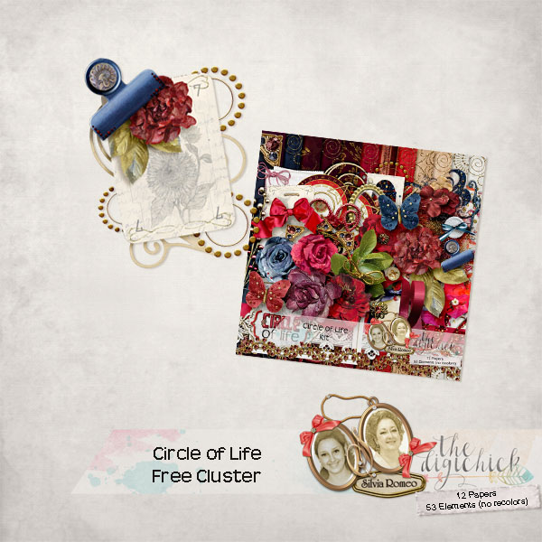 A new Collection, Circle of Life, on Sale plus a Free Gift!