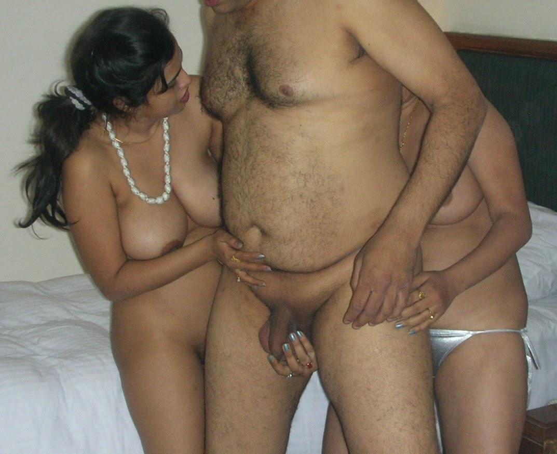 really old naked grandpa